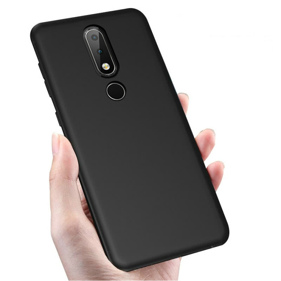 Nokia 5.1 Case Nokia 5.1 2018 Case Matte Soft Silicone TPU Case for Nokia 5.1 5 Nokia5 2018 TA-1061 TA-1088 Phone Cases