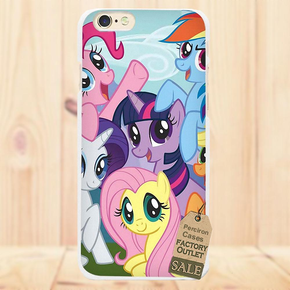 8ecca49a326 Soft Cover Cell Phone Cases My Little Pony For Apple iPhone 4 4S 5 5C SE 6  6S 7 8 Plus X For LG G3 G4 G5 G6 K4 K7 K8 K10 ...