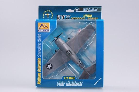 Easy Model 37296-1//72 f6f Hellcat 1942-nuevo