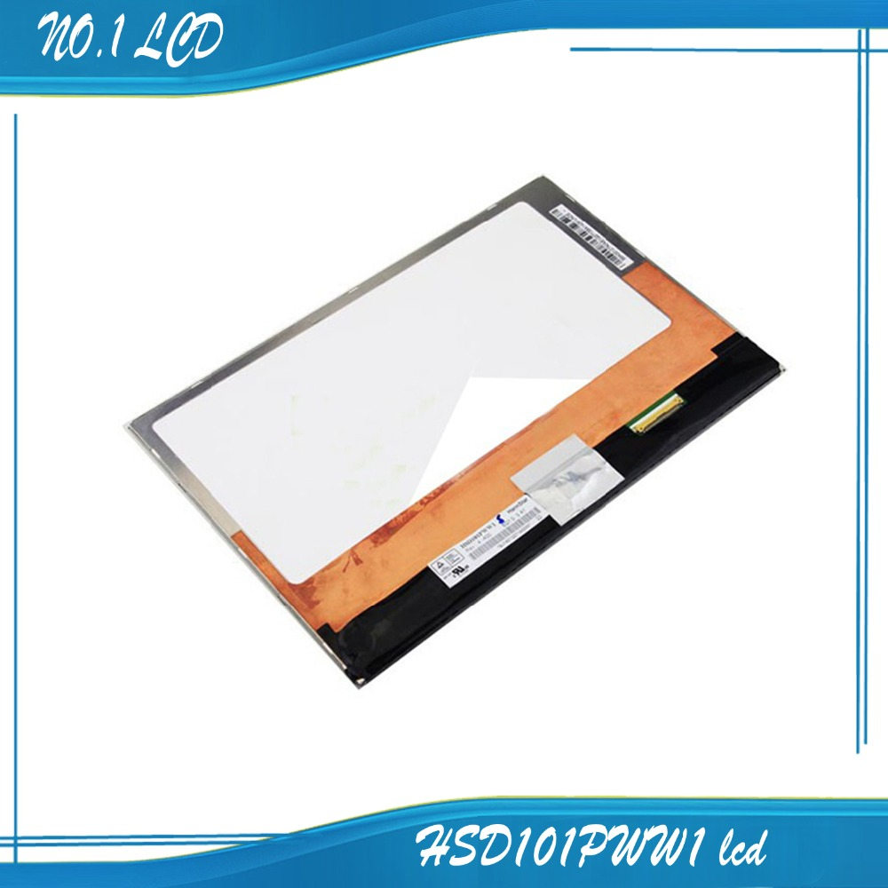 ФОТО Free shipping original 10.1 inch 1280*800 HSD101PWW1 A00 HSD101PWW1-A00 for Tablet PC OLED lcd screen display panel
