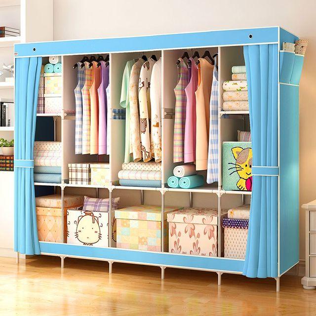 Closet Organizer Non Woven Fabric