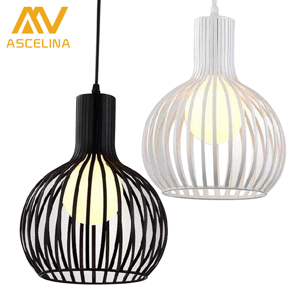 online shop modern fashional metal cage shade hanging lamps  - online shop modern fashional metal cage shade hanging lamps minimalistdining room bedroom lamp aisle porch lights pendant lights  aliexpressmobile