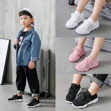 Breathable Light Boys Shoes 2019 New Brand Casual Children S