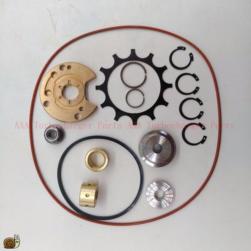 Garrett T3 T4 T04E repair kits 360 degree thrust bearing supplier AAA Turbo Parts