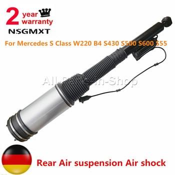 AP02 Rear Air suspension air shock Strut FOR Mercedes S Class W220 S500 S600 S55 S320 S350 S420 S430  2203205013  2203202338