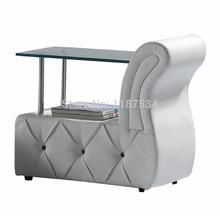 G19 деревянный тумбочка прикроватная тумбочка samll таблицы для спальни мебель кровати стекло столешницы Тумбочке