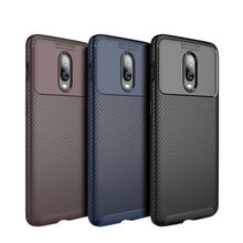 Para OnePlus 6 T Anti-sratch protección armadura suave PC + TPU Material funda 6,41 pulgadas Dropshipping Mar13(China)