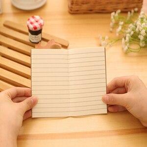 Image 4 - 40 יח\חבילה בציר פסנתר כינור לשתות קטן מחברת נייר ספר יומן מחברת מכתבים ילדים מתנות