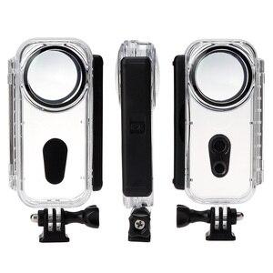 Image 5 - In Voorraad 5M Insta360 Een X Venture Case Waterdichte Behuizing Shell Duiken Case Voor Insta360 Een X Action Camera accessoires