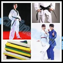 цена на 20pcs 2.8M martial arts belt Karate Taekwondo Judo Jiu jitsu tae kwon do belt Karate Taekwondo tape