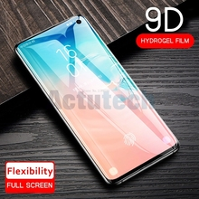 Full Soft Hydrogel Film For Samsung Galaxy S10 Plus S10e S 10 9D Screen Protector S8 S9 Note 8 9 A10 A20 A30 A50 A