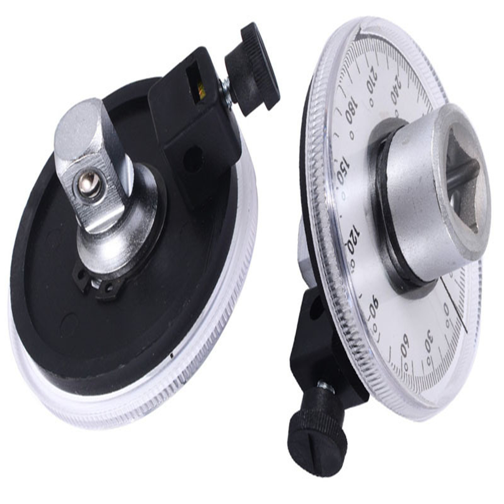 """Image 3 - Car 1/2"""" Adjustable Drive Angle Torque Gauge Auto Test Diagnotic Meter Garage Tools For BMW Mercedes VW Toyota Ford AT2136-in Engine Care from Automobiles & Motorcycles"""