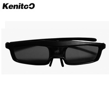 2 Pairs Lots Unversal DLP-LINK Active Shutter 3D Glasses For 3D DLP Projector Use Free Shipping