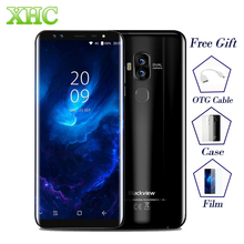 Blackview S8 4G LTE Mobile Phones 5.7inch 18:9 Display RAM 4GB ROM 64GB Octa Core Smartphones 13MP Fingerprint OTG GPS Dual SIM