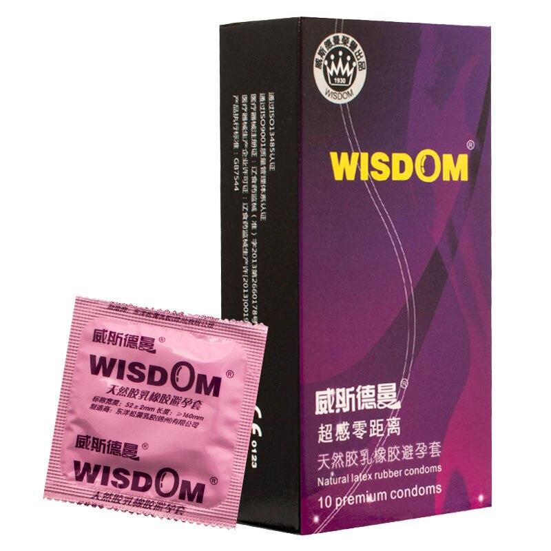 Buy 30 Pcs/Lot Ultra Thin Latex Pleasure Natural Rubber Slim Condoms Men Sex Contraception Safer Products Man Couples