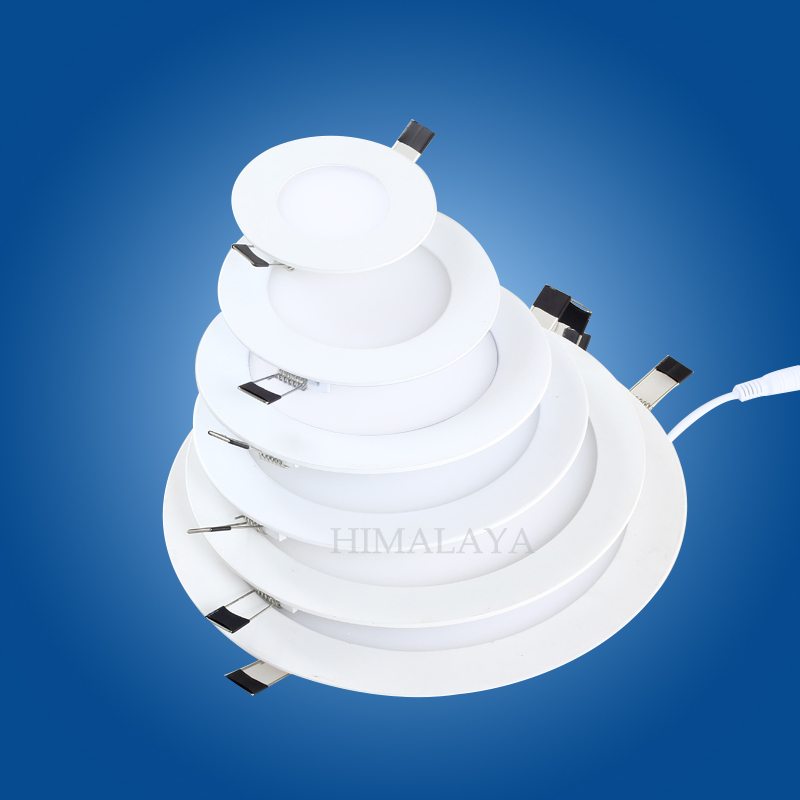 ФОТО Toika 5 inch 12w Downlight Led  Lights for home AC85V-265V Round 85mm + Free Shipping