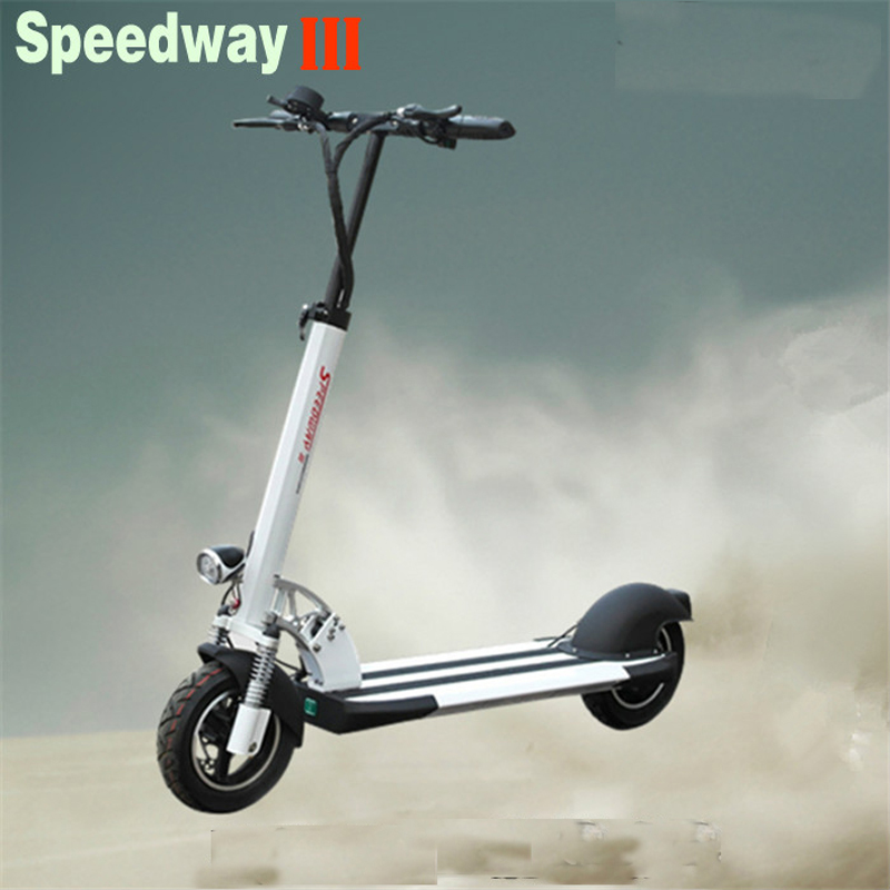 2016 new 52V 21AH 600W Speedway3 BLDC HUB strong power electric scooter Speedway III powerful scooter Speedway 3 2017 36v 10a speedway mini iv scooter with dual suspension