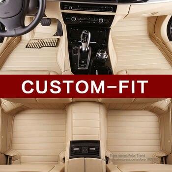 Изготовление на заказ автомобильные коврики GS 200t 250 300 350 450H CT200H ES ES350 NX NX300H RX RX200T IS 3D автомобильный Стайлинг ковры вкладыши