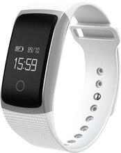 La nueva Pantalla Táctil de A09 Banda Inteligente Reloj de Pulsera Brazalete de presión arterial Monitor Del Ritmo cardíaco del Podómetro Fitness Inteligente pk miband2