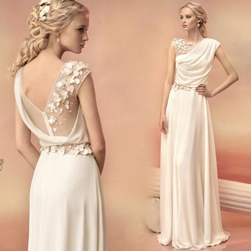 2017 Sheath Wedding Dresses For Greek Goddess Simple: Popular Greek Prom Dresses-Buy Cheap Greek Prom Dresses