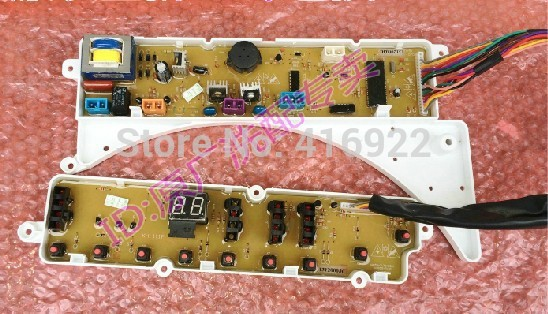 Free shipping 100% tested for Midea for rongshida washing machine board xqb60-873g xqb60-871g motherboard circuit board sale free shipping 100%tested for rongshida washing machine computer board motherboard xqb4228g control board fully automatic on sale