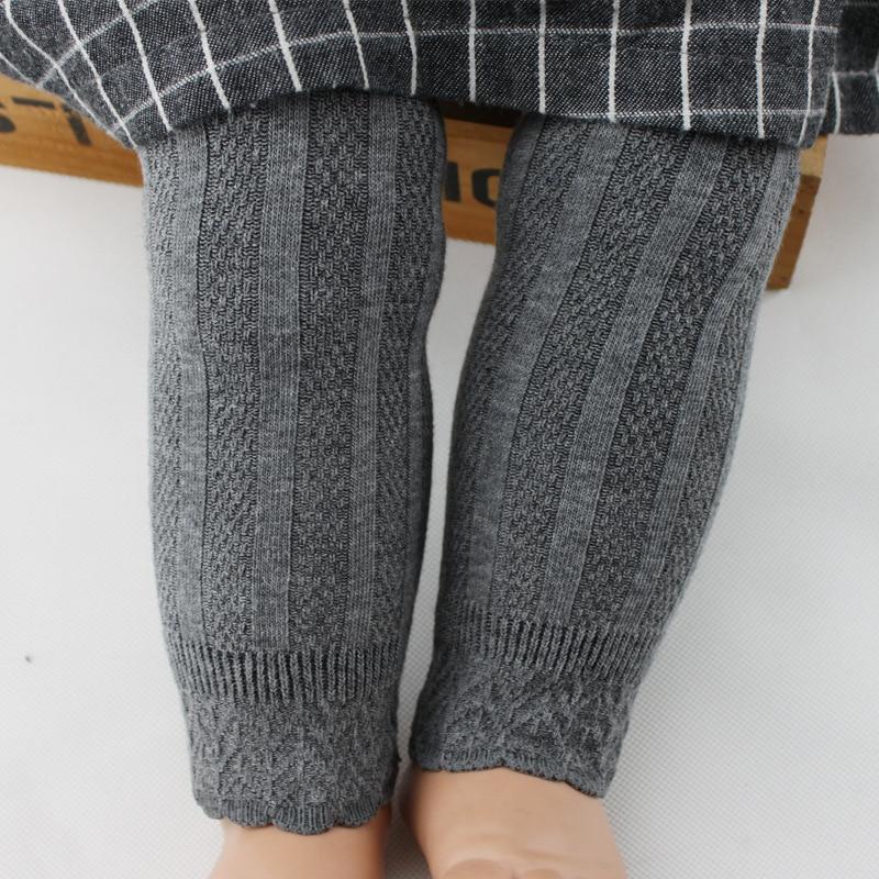 High Quality Baby Pantyhose Children Pants Boys Girls Strip Knitted Leggings  Kids Novelty Casual Leggings