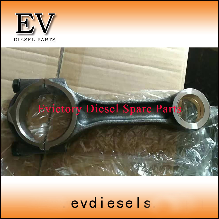 DB58 DB58T connecting rod + con rod For Doosan Excavator|Pistons  Rings  Rods & Parts| |  - title=