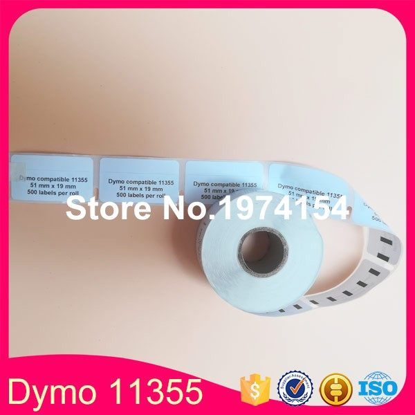 1 Rolls of 500 Return Address Labels in bags for DYMO 11355, 11355-in  Printer Ribbons from Computer & Office on Aliexpress com | Alibaba Group