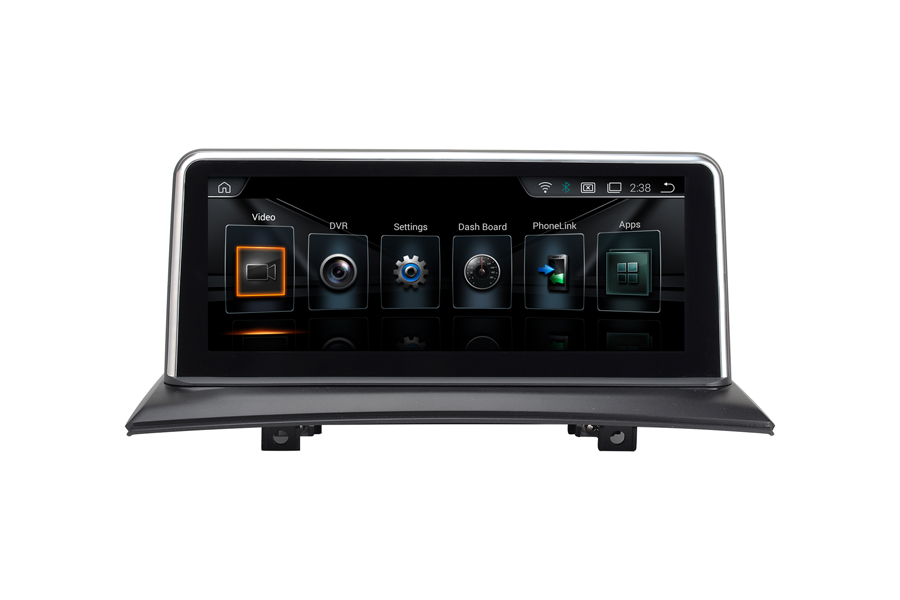 luxury Anti-reflection Screen Car android 9.0 player For BMW X3 E83 2004-2009 Navigation car gps 1080P carplay MP5 multimedia