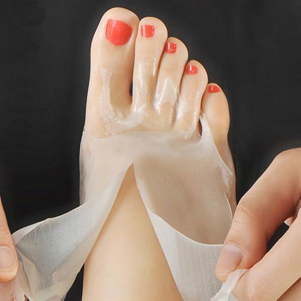 foot wax treatment