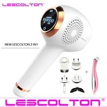NEW Lescolton IPL Epilator Permanent Laser Hair Removal LCD Display 350000 Pulses depilador a laser Bikini Trimmer Photoepilator все цены