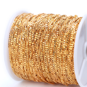 Image 5 - 1m מסמר אמנות סגסוגת מתכת שרשרות זהב 3D קסמי קישוט הרבעה Spangles פאנק נחש עצם Strass מניקור תכשיטי אבזר JI780