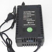 48VDC 12Ah 1.8A свинцово-Кислотное зарядное устройство/зарядное устройство для электровелосипеда