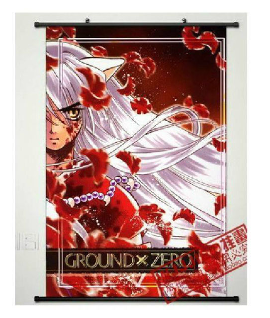 Home Decor Anime Poster Wall Scroll Hot Inuyasha Inuyasha Cosplay 03