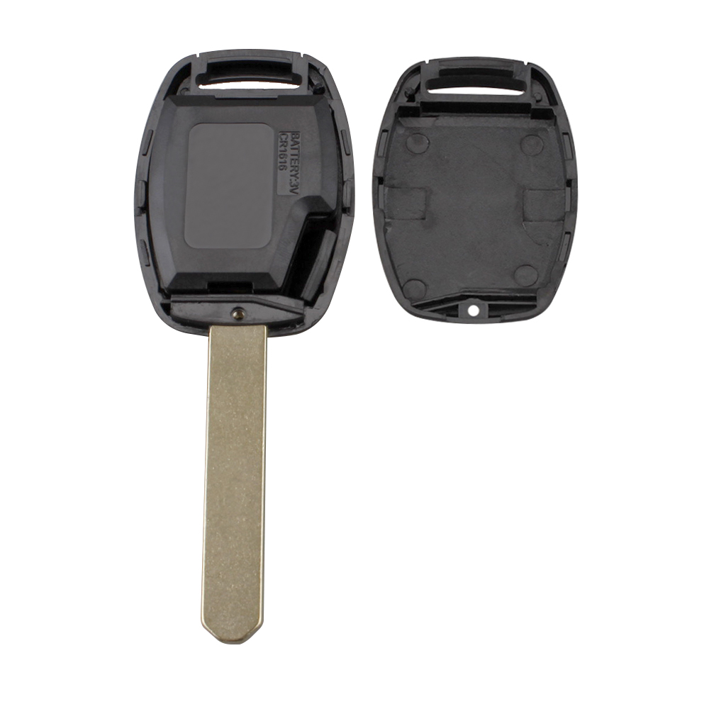 Stenzhorn 433mhz 2ons Remote Car Key For Honda Civic Accord 2003 2004 2005 2006 2007 Fob With Hon66 Uncut Blade