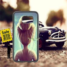 quotes tinkerbell fairies soft TPU edge phone cases for samsung s6 plus s7 s8 s9 s10 lite e note8 note9 cover