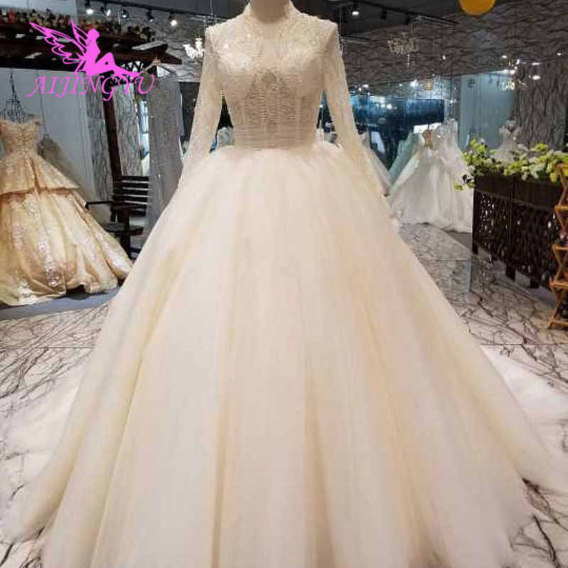 f48b94328010a ... AIJINGYU Sparkly Wedding Dress Store Accessories Singapore China  Factory Turkish Cheap Online Gown India Best Bridal ...
