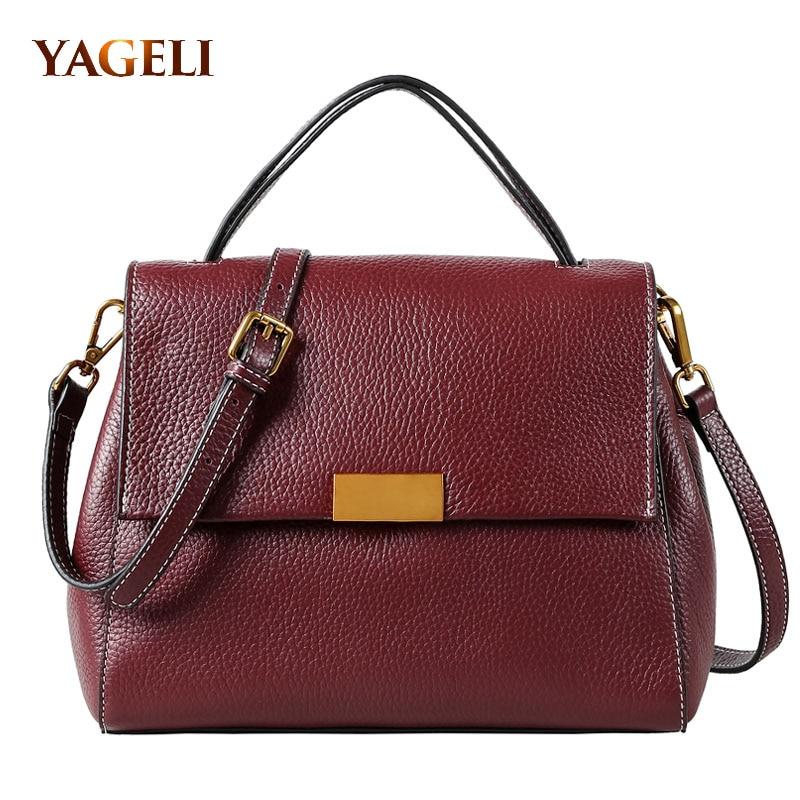 Véritable cuir chaîne fourre-tout sacs pour femmes de luxe sacs à main femmes sacs designer 2018 mode fourre-tout messenger sacs pour dame