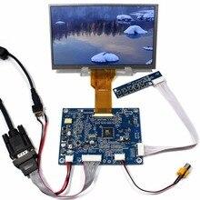 """7 """"TFT Màn Hình Hiển Thị LCD AT070TN92 Có VGA AV OSD LCD Điều Khiển Ban"""