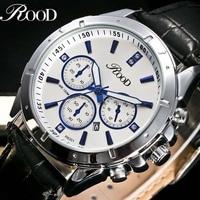 ROOD Mens Watch Top Brand Luxury Sports Watches Men Fashion Clock Dress Men S Quartz Watch