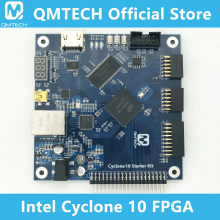 QMTECH Altera Intel FPGA макетная плата Cyclone 10 Cyclone10 10CL016 SDRAM Starter Kit HDMI(China)