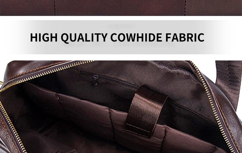 Tianhoo 2019 moda maleta de negócios lidar