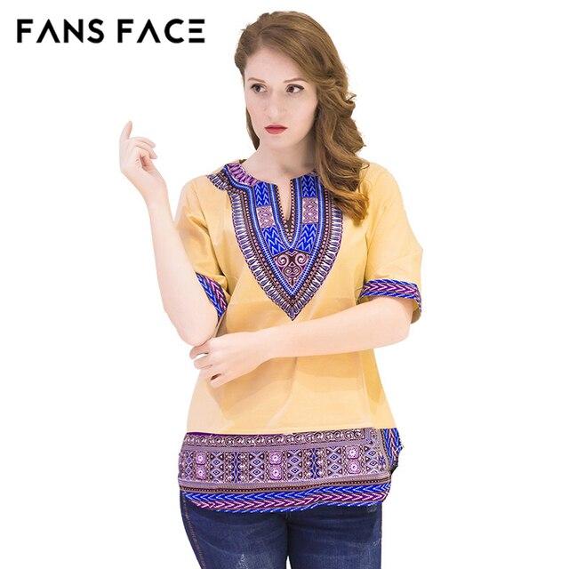 Традиционные африканские Одежды Печати Dashiki Топы Дизайн Одежды Африканских Базен Riche Одежды Dashiki Футболки camisas africanas