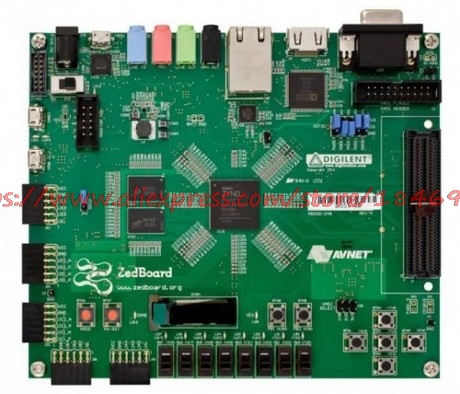 Free Shipping   Zynq-7000 Development Board XC7Z020-CLG484