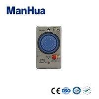 Manhua Nieuwe producten 2017 innovatieve product Muntautomaat 24 uur mechanische tijdschakelaar TB118N Mini Mechanische Timer Relais