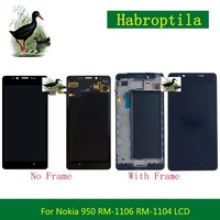 5 2 For Nokia Microsoft Lumia 950 RM 1106 RM 1104 Lcd Display With Touch Screen