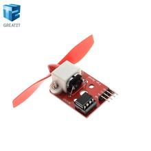 GREATZT L9110 Fan Module for Arduino Robot Design and Development Control Diy(China)
