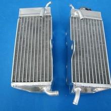 Обувь по заводским ценам алюминиевый радиатор для HONDA CR125 CR125R 1985-1986 CR 125 R 85 86