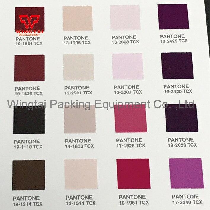 Newest Pantone Fashion Home Tcx Color Chart Fhic300 Pantone Tcx