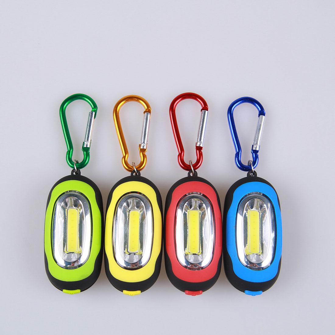 Новый мини 25lm 3 режима Портативный фонарик УДАРА СВЕТОДИОДНЫЙ ночник Брелок Факел Flash Брелок Best подарок